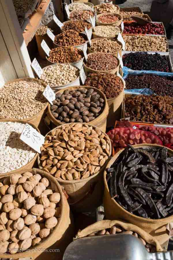 Herbs And Spices In Israel
