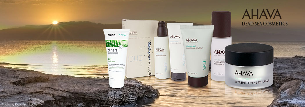 Dead Sea Facial Products