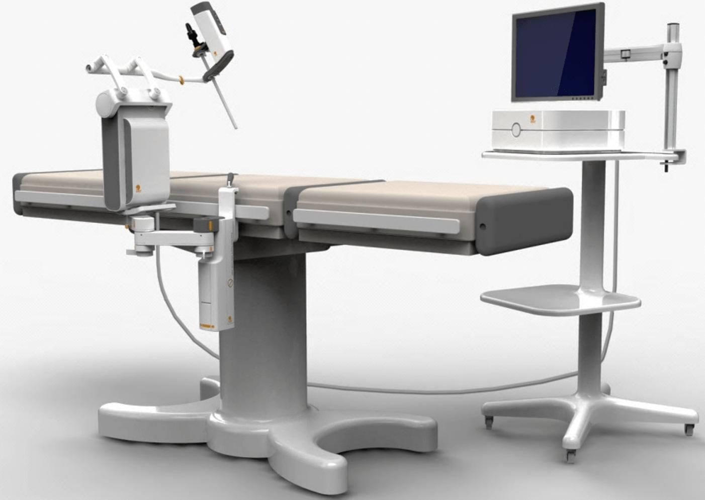 sistema de posicionamiento laparoscópica guiada por imagen AutoLap del MST.  Foto: cortesía