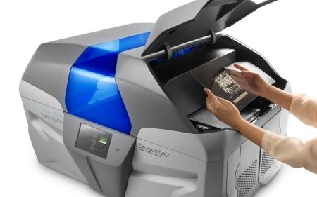 Nano Dimension's DragonFly 3D printer. Photo courtesy