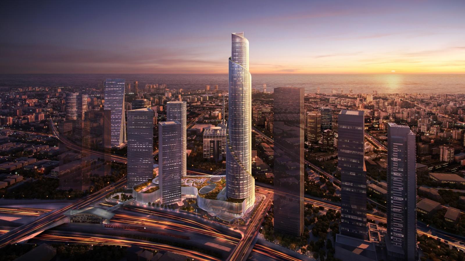 Israel S Tallest Tower To Be Added To Tel Aviv Landmark
