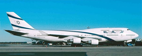 uk availability da74f 5e2e7 747-400 4X-ELC (named  Be er Sheva ) at