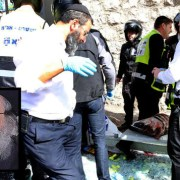 rabbi murdered in jerusalem