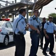 police in tel aviv