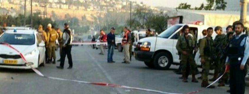 Israel news terror car ramming