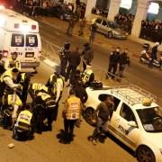 ISRAEL NEWS JERUSALEM TERROR
