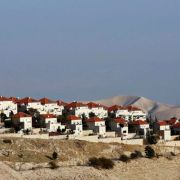 israel news settlements