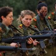 IDF women combat