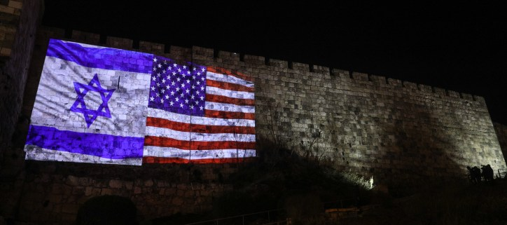 US recognizes Jerusalem