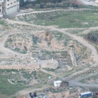 Biblical Tel Balata