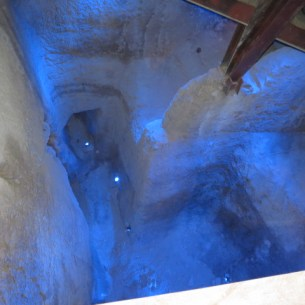 Undergroung Kidron Reservoir
