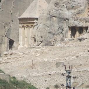 Zecharia's Tomb