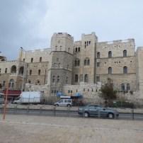 Opposite Damascus Gate