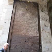 Damascus Gate Door