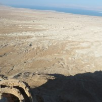 View to the Dead Sea