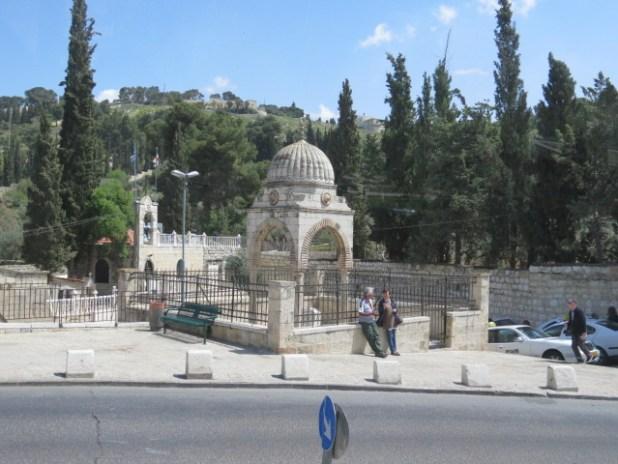 Grave of Mujir al-Din