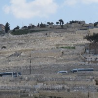 Mount of Olives Jewish graves