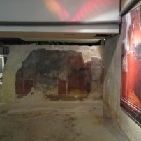 Fresco wall