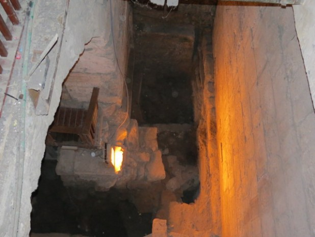 Second Temple Stairs