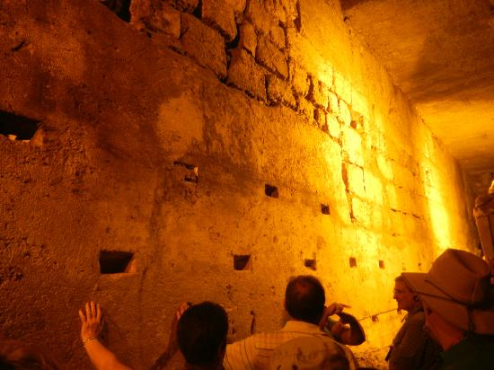 largest stone in western wall