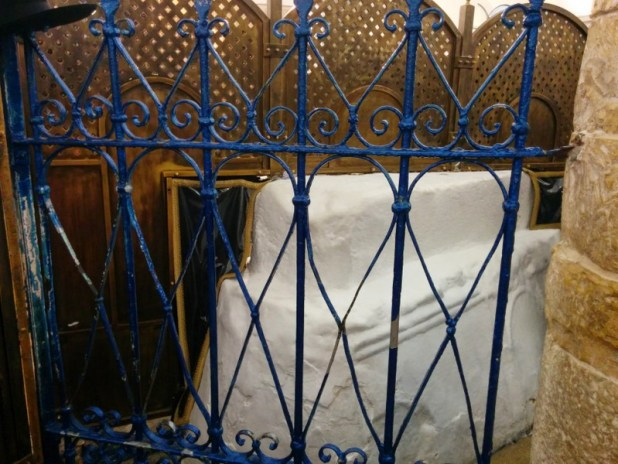 Grave of Rabbi Elazar Ben Shimon