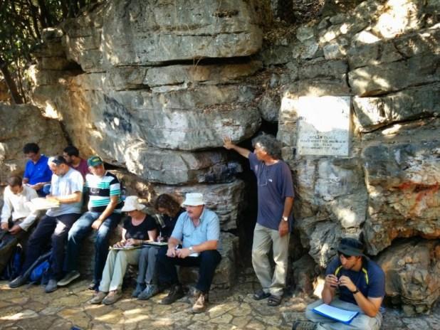 Rashbi Cave, Peki'in