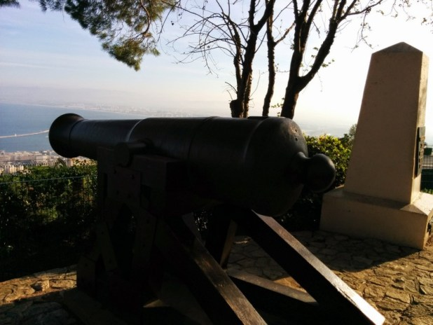 Ottoman Cannon Battery