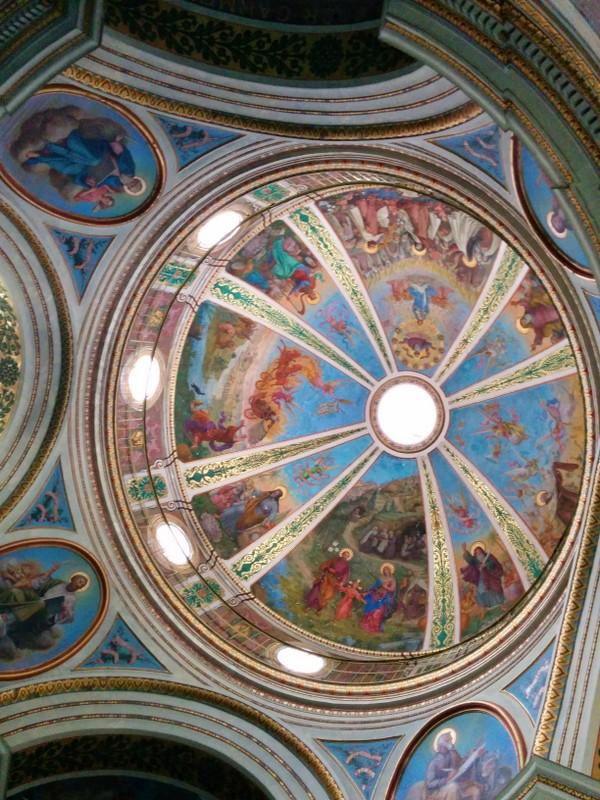 Stella Maris Monastery Dome