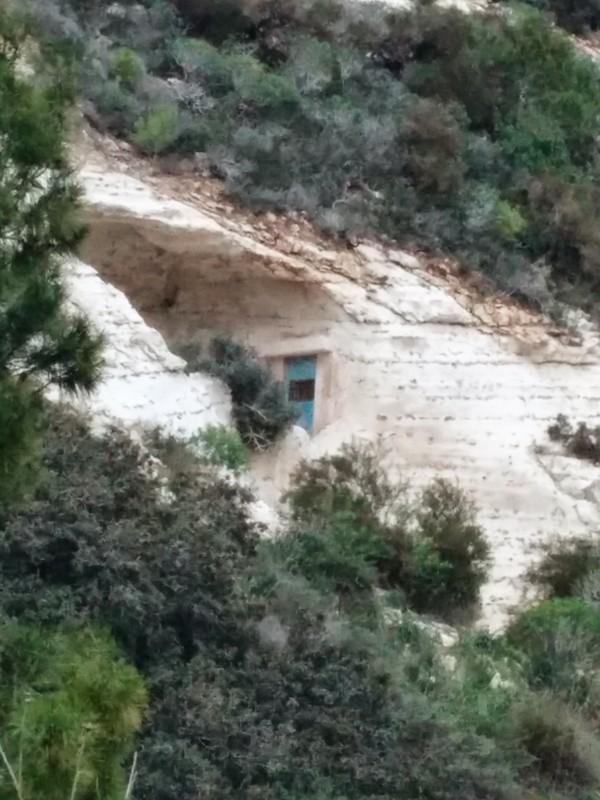Hermits' Cave