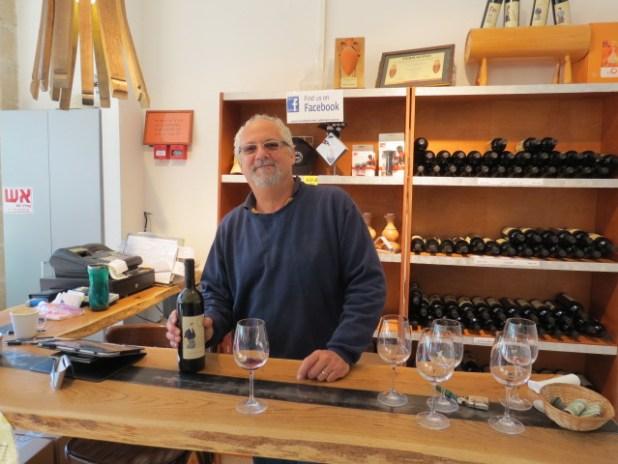Sde Boker Winery