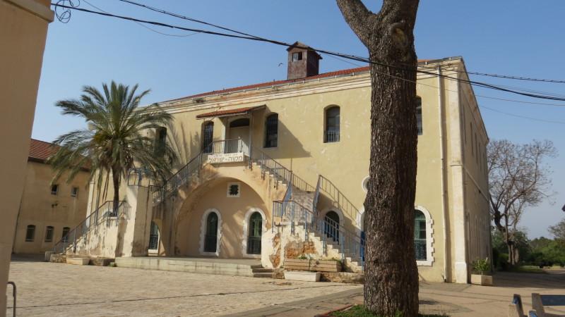 Synagogue Mikve Yisrael