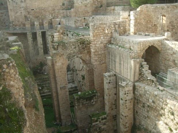Pools of Bethesda (Beit Hisda)