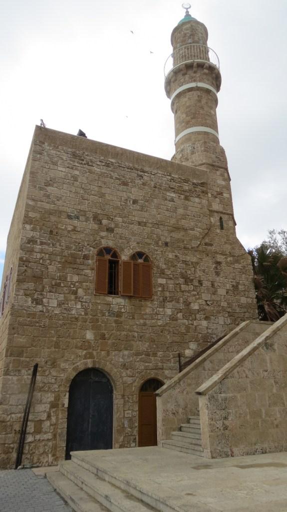 The Sea Mosque (Jama al Bahr)