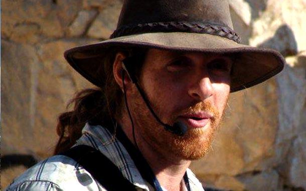 Israeli tour guide