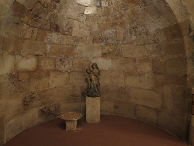 Grotto - St. Mary of the Resurrection Abbey