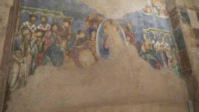 Fresco - St. Mary of the Resurrection Abbey