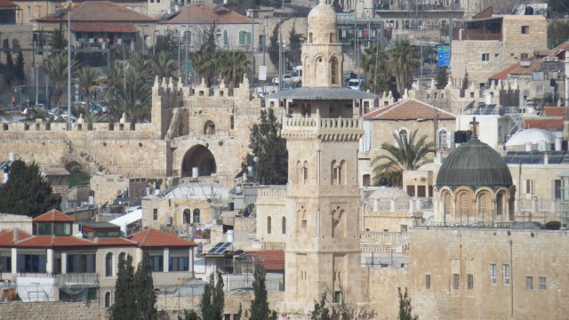 Nablus Gate