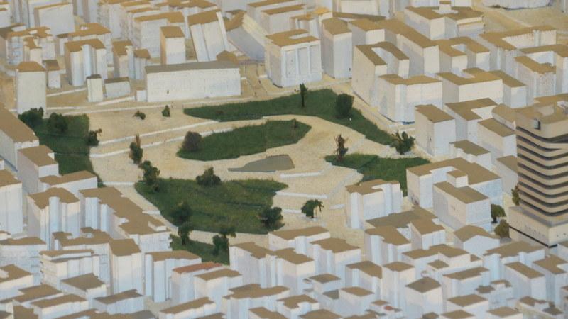 Model of Tel Aviv