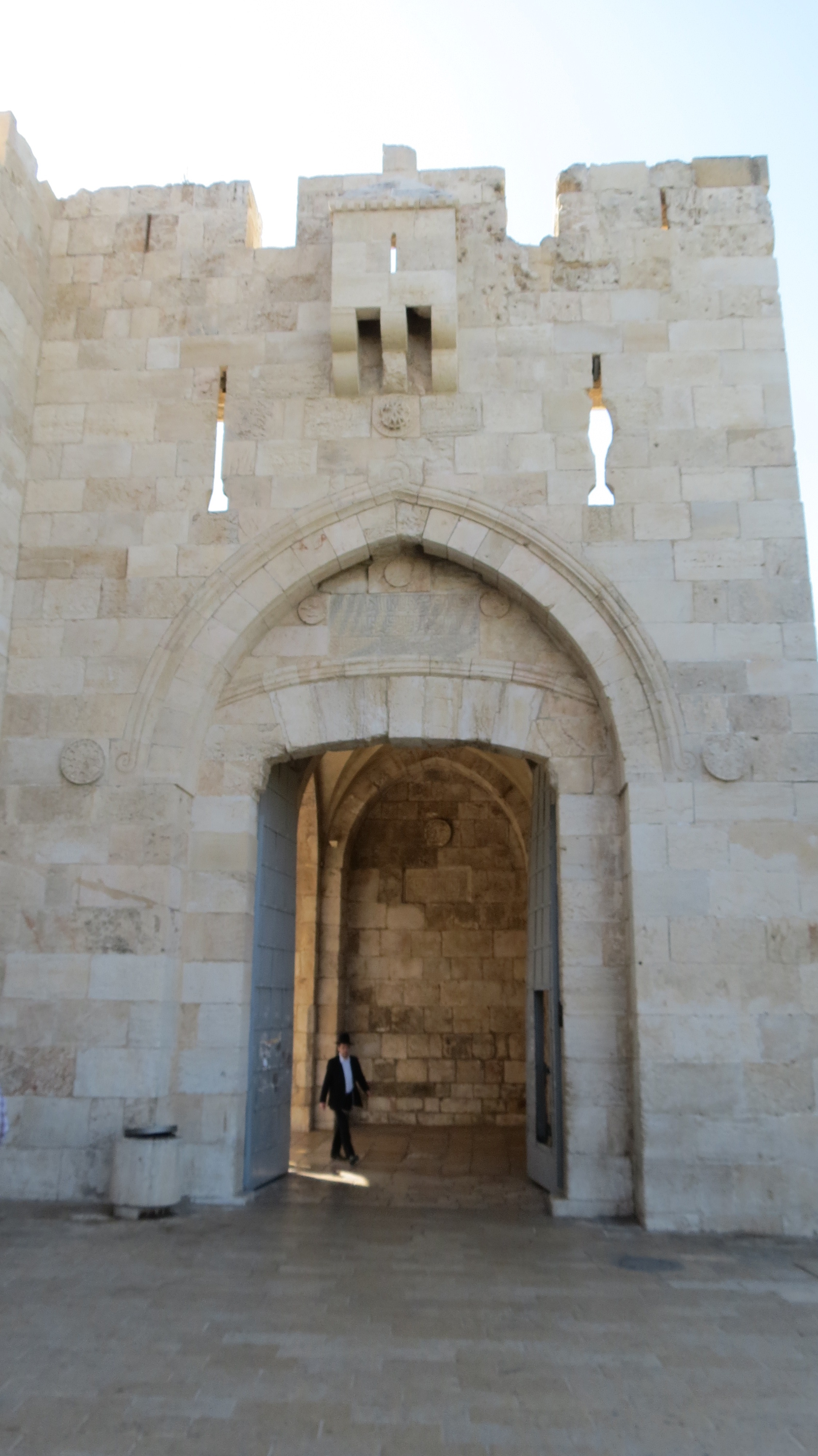 The Jaffa Gate