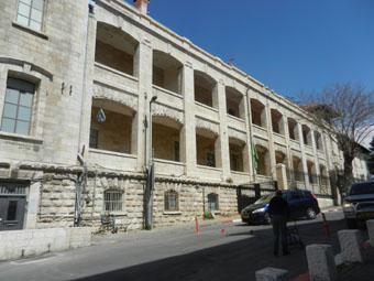 Nikolai Courtyard - Pilgrims Hospice