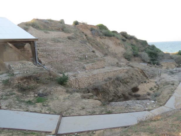Canaanite Ramparts - Ashkelon
