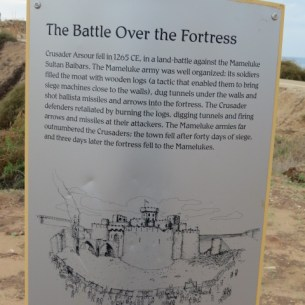 The Battle Over the Fortress