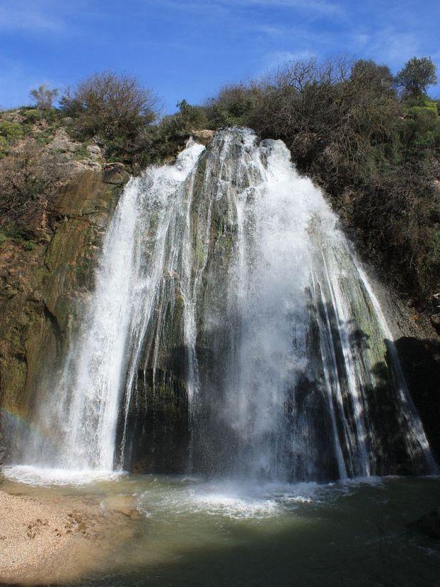 HaTachna Waterfall Photo: Adiel lo