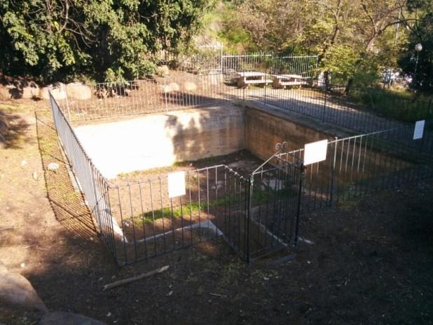Tel Hai Museum - Alexander Zaid's Reservoir