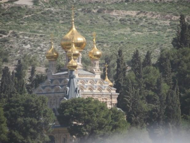 Church of Maria Magdalene Jerusalem