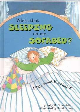 Image result for Who's That Sleeping on My Sofabed? A Tale About Hospitality