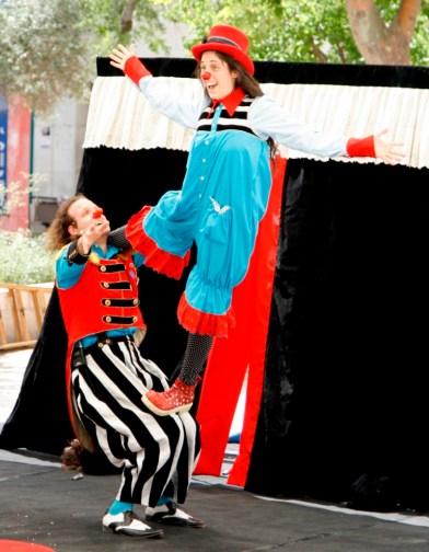 """Цирк """"О-ла-ла"""". Фото: Моше Розов"""