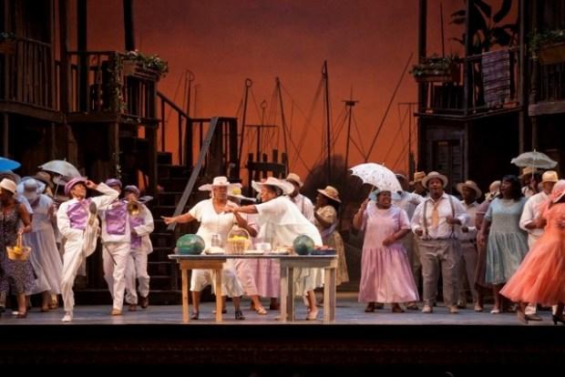 STAGIONE LIRICA 2011-2012 Teatro di San Carlo THE GERSHWINS' ® PORGY AND BESS℠ - direttore William Barkhymer