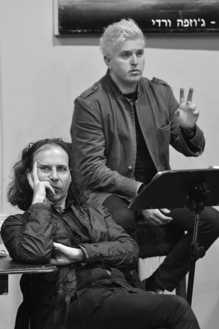 Стефано Пода и Дан Этингер