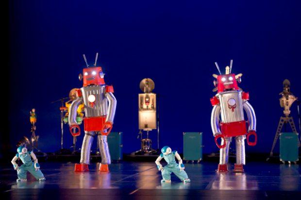 """""""Robot"""". Фото Laurent Philippe"""